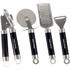 Morphy Richards 46810 4 Piece Gadget Set - Black: Image 2