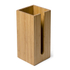 Wireworks Arena Bamboo Toilet Roll Box: Image 2