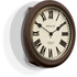 Newgate The Kings Cross Station Wall Clock - Brown: Image 2