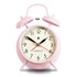 Newgate New Covent Garden Clock - Dreamy Pink: Image 1