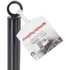 Morphy Richards Accents Towel Pole - Black: Image 4