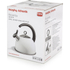 Morphy Richards 79012 Whistling Kettle - White - 2.5L: Image 6