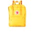 Fjallraven Kanken Backpack - Warm Yellow: Image 1