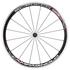 Campagnolo Scirocco 35 Clincher Wheelset - Black: Image 1
