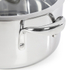Morphy Richards 79806 Pro Tri Casserole Dish - Stainless Steel - 24cm: Image 2