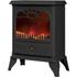 Warmlite WL46004 Log Effect Stove Fire - Grey - 2000W: Image 1