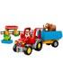 LEGO DUPLO: Le tracteur de la ferme (10524): Image 2