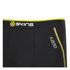 Skins Men's A200 Thermal Long Compression Tights - Black/Yellow: Image 6