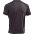 Under Armour Men's Tech Short Sleeve T-Shirt - Carbon Heather: Image 2