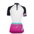 Santini Anna Women's Meares TDU Standard Cut Jersey - White: Image 2