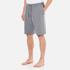 Derek Rose Men's Marlowe 1 Shorts - Charcoal: Image 2