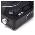 GPO Retro Stylo Turntable (3 Speed) with Built-In Speakers - Black: Image 5