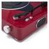 GPO Stylo Plattenspieler (3 Geschwindigkeiten) mit integrierten Lautsprecher - Rot: Image 4