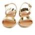 Ancient Greek Sandals Women's Clio Leather Sandals - Platinum: Image 4