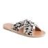 Ancient Greek Sandals Women's Thais Pony Leather Slide Sandals - Splash: Image 5