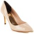 Ted Baker Women's Monirra Patent Leather Court Shoes - Nude: Image 5