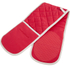 Morphy Richards 973511 Double Oven Glove - Red - 18x88cm: Image 1