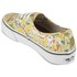 Vans Women's Authentic Liberty Trainers - Wonderland/True White: Image 5