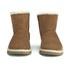 UGG Women's Selene Mini Sheepskin Boots - Chestnut: Image 4
