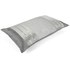 Catherine Lansfield Gatsby Filled Cushion - Silver (30X50cm): Image 1