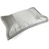 Catherine Lansfield Gatsby Pillowcase - Pair - Silver: Image 2