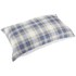 Catherine Lansfield Tartan Housewife Pillowcase - Pair - Navy: Image 2