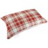 Catherine Lansfield Tartan Housewife Pillowcase - Pair - Red: Image 2