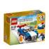 LEGO Creator: Blue Racer (31027): Image 1