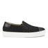 By Malene Birger Women's Cinca Leather Slip On Trainers - Black: Image 1