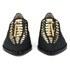 Kat Maconie Women's Esme Leather Mirror Pointed Flat Shoes - Black: Image 4