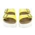 Birkenstock Women's Arizona Slim Fit Double Strap Platform Sandals - Yellow: Image 4