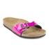 Birkenstock Women's Madrid Single Strap Metallic Sandals - Mirror Pink: Image 5