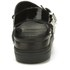 Toga Pulla Women's Studded Leather Flatform Sandals - Black: Image 3