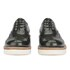Grenson Women's Emily V Patent Leather Platform Brogues - Steel: Image 4
