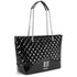 Love Moschino Women's Quilted Patent Shopper Bag - Black: Image 2