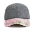 Christys' London Women's British Ball Cap - Grey: Image 1