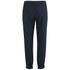 A.P.C. Women's Megeve Cotton/Wool Chevron Trousers - Dark Navy: Image 3