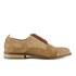 Oliver Spencer Men's Banbury Lace Up Suede Derby Shoes - Cognac: Image 1