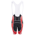 Primal Infrared QX5 Bib Shorts - Red/White/Black: Image 2