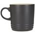 Le Creuset Stoneware Mug, 350ml - Satin Black: Image 4