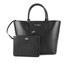 Karl Lagerfeld Karl Kolor Shopper Bag - Black: Image 1