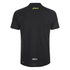 Asics Men's 1/2 Zip Running Top - Black: Image 2