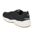Puma Men's R698 Nylon Trainers - Black/White: Image 5