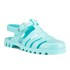 JuJu Women's Maxi Jelly Sandals - Paloma Blue: Image 5