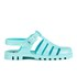 JuJu Women's Maxi Jelly Sandals - Paloma Blue: Image 1
