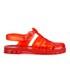 JuJu Women's Maxi Jelly Sandals - Burnt Amber: Image 1