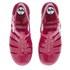 JuJu Women's Babe Heeled Jelly Sandals - Garnet: Image 2