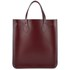 The Cambridge Satchel Company North South Tote Bag - Oxblood: Image 4