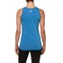 Asics Women's Running Tank Top - Jeans Blue: Image 3