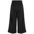 2NDDAY Women's Cecilie Culotte Suiting Trousers - Black: Image 3